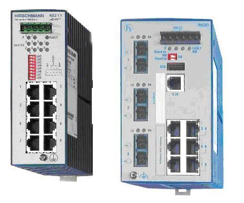 Industrial Networking Switches | Theta Controls | Manufacturer in