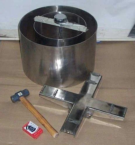double ring infiltrometer kit demonstration engineering. Black Bedroom Furniture Sets. Home Design Ideas