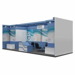 Interactive Kiosk Designing & Fabrication