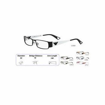 5a8ed3b0a7f4 Emporio Armani Spectacle Frames - Wadhwa Optikos