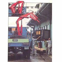 Maclifton Truck Mounted Knuckle Boom Cranes - Shalimar