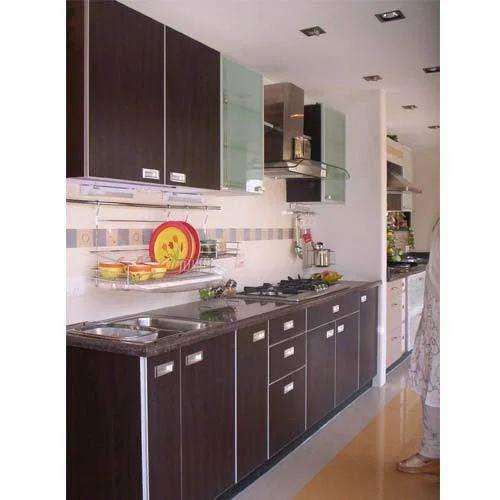 Modular Kitchens And Straight Modular Kitchens