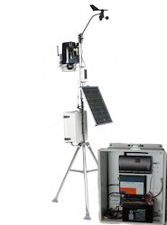 GSM GPRS Autonomous Weather Station