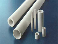 Porous Plastic Filter Candles , Rods , Disc
