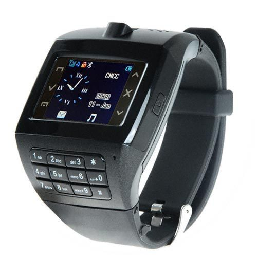 spy watch with mobile phone with bluetooth