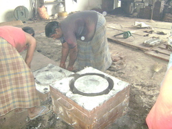 Bronze Casting Production Process