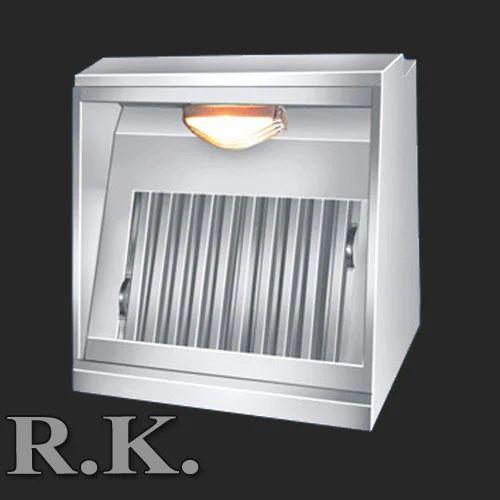 Industrial Kitchen Ventilation Hoods: Industrial Kitchen Exhaust Hood
