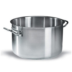 Stainless Steel Deep-Height Casseroles
