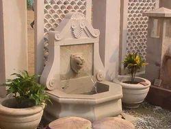 Decorative Stone Water Fountain