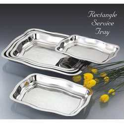 Rectangle Service Tray Set