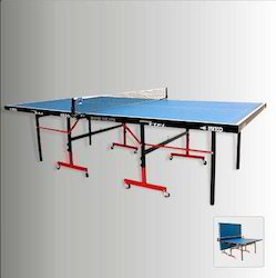 Table Tennis Table KTR Super Deluxe 18mm