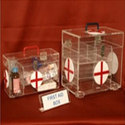 Acrylic First Aid Box