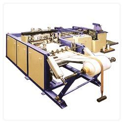 Cutting And Stitching Machine