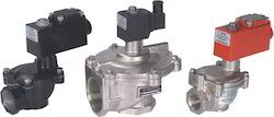 2 Port Diaphragm Operated L Port Solenoid Valve