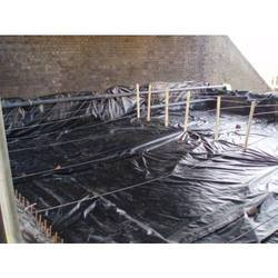 Tank Base Polythene Sheet