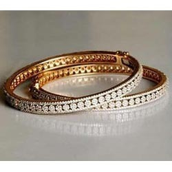 buy bangles diamond india price best in bangle gm line ct gold at designer online single