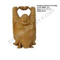 Laughing Buddha Standing