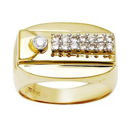 Gold Rings Wedding Diamond