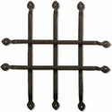Wrought Iron Door Grills