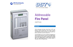 Addressable Fire System GST