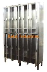 Stainless Steel Industrial Locker