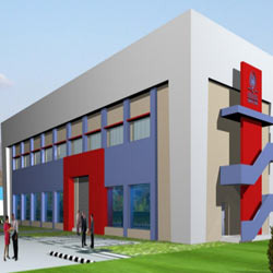 commercial building design in india