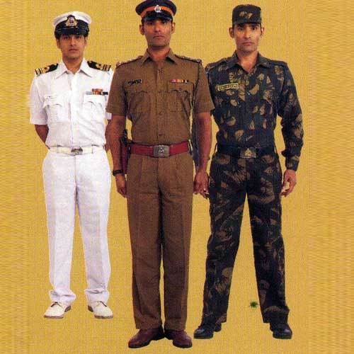 Indian Air Force Uniform Code