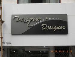 Stainless Steel Designer Name Plate