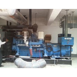 Used Diesel Generator Sets
