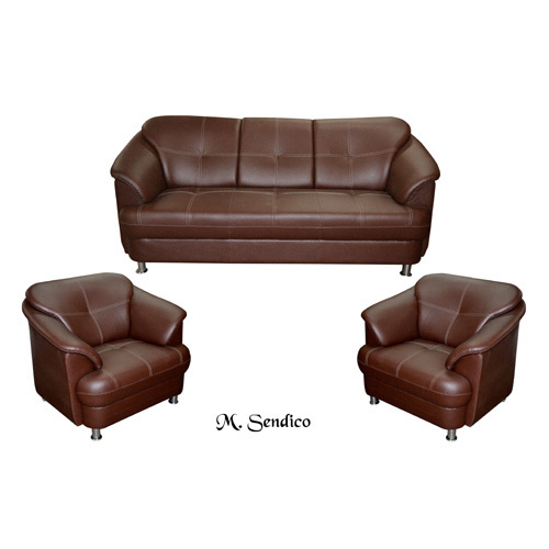 Leather Sofa Sets Brown Leather Sofa Set Manufacturer