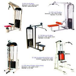 Pulley Machine