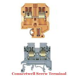POLYAMIDE 6.6 Screw Terminal, Size: 2.5 Sq.mm To 95 Sq.mm, for Industrial
