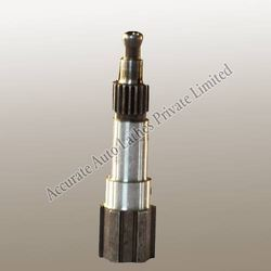 Three Wheeler Transmission Shaft