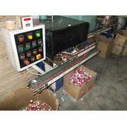 Three Phase 2 Kw Fully Automatic Bottle Cap Making Machine