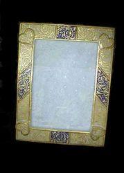 Modern Marble Photo Frames