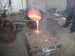 Phosphor Casting Production Process