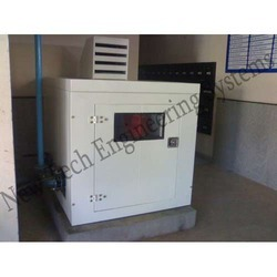 Color Coated STP Blower Acoustic Enclosure