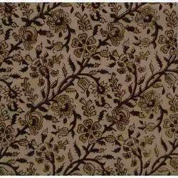 Hand Block Print Design Fabric