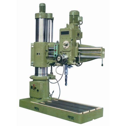 Drill Machines Radial Drill Machines Manufacturer From