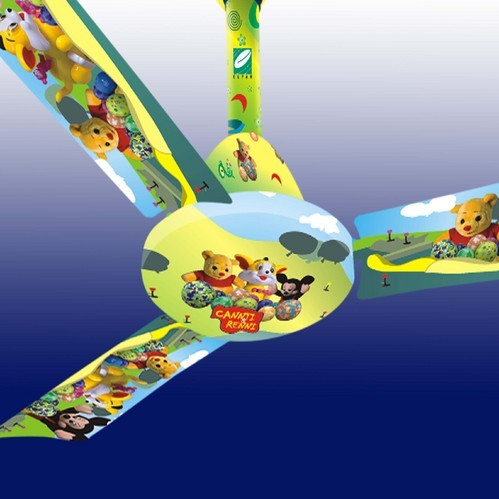 Kids Ceiling Fans Cannti Renni Kids Fan Manufacturer From New Delhi