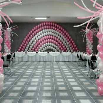 Balloon Decoration Services Indian Wedding Decorations Marriage