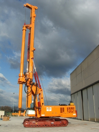 Modern Piling Services - Hydraulic Rig Piling Service Provider from