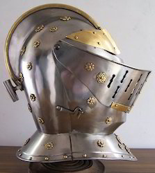European Close Helmet Decorative