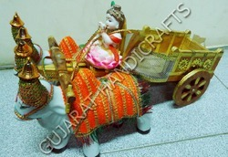 Handcrafted Temples And Aluminium Handcrafted Temples Exporter