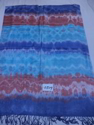 Tie and Dye Shawls