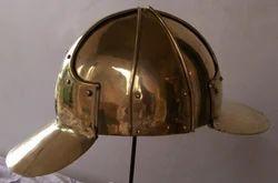 Roman Brass Cap