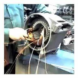 Rewinding Of DC Motors