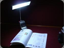 Solar Rechargeable LED Table Lamp