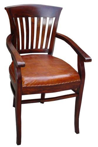 Wooden Study Chair View Specifications Details Of Wood Arm Chair