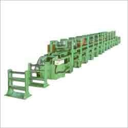 Wire Drawing Machine Twin Chain Cold Drawing Bench
